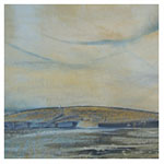 From the Birsay Shore, 2011 (mixed media on paper)